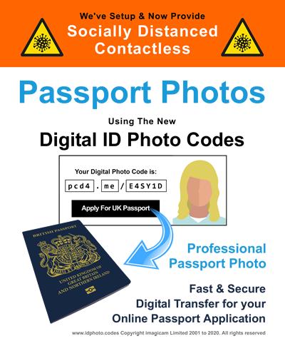 Digital ID Photo Codes with Lloyds Studio Photography