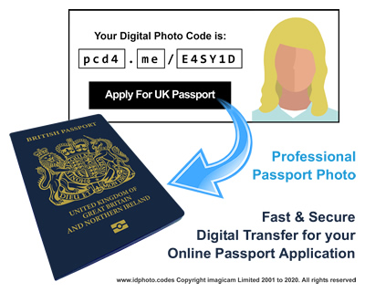 Digital ID Photo Codes with St. Helens Photo Studio